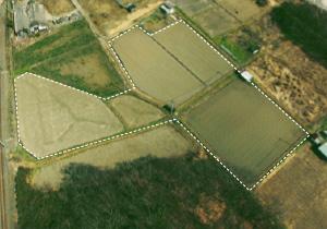 造成・設置前:栃木・多田町Ⅱ
