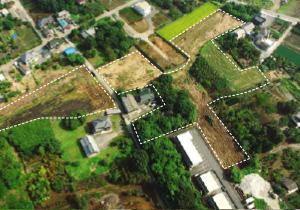 造成・設置前:群馬・千代田町Ⅱ