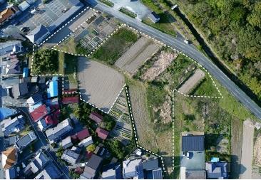 造成・設置前:静岡・磐田Ⅱ