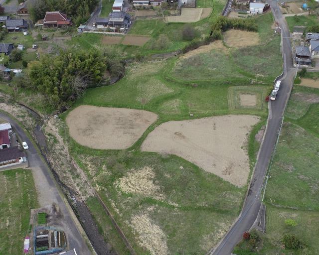 造成・設置前:栃木・松田町Ⅳ
