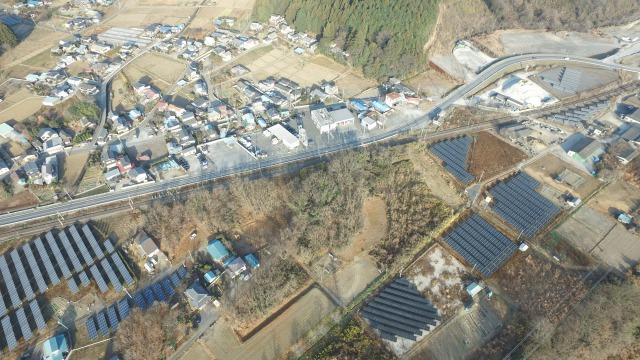 造成・設置前:栃木・多田町Ⅲ