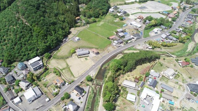 造成・設置前:栃木・松田町Ⅴ